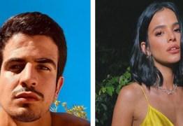 Comentários de Bruna Marquezine e Enzo Celulari nas redes sociais reforçam boatos sobre romance entre os dois