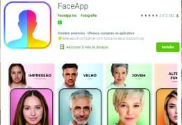 FACE APP: Especialista paraibano em segurança na internet alerta para aplicativo da moda que pode roubar seus dados