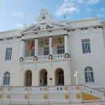fachada do tribunal just 10 11 10 77 - Equalização da Força de Trabalho na área administrativa do TJ gera economia e atende Resolução 219/CNJ