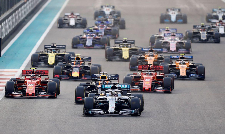 formula 1 gp abu dhabi - Fórmula 1 confirma início da temporada no Bahrein e adia o GP da Austrália
