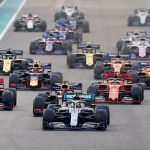 formula 1 gp abu dhabi - Pilotos da Fórmula 1 se manifestam contra o racismo