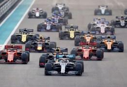 Pilotos da Fórmula 1 se manifestam contra o racismo