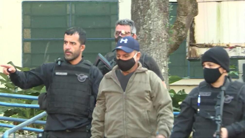 frame 02 23 19.509 - 'RACHADINHA' NA ALERJ: MP diz ter indícios de que Queiroz continuava cometendo crimes