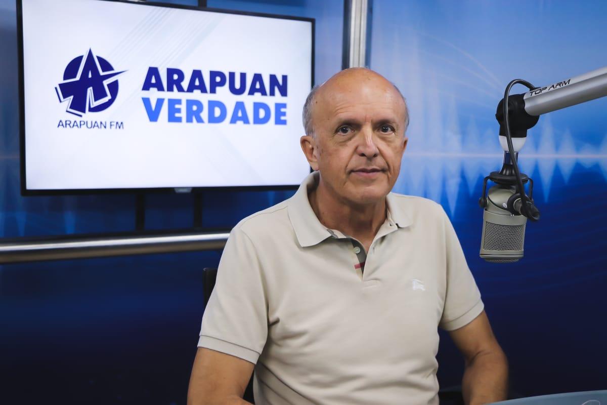 geraldo - Geraldo Medeiros não vê 'necessidade de obrigatoriedade' da vacina contra Covid-19; VEJA VÍDEO