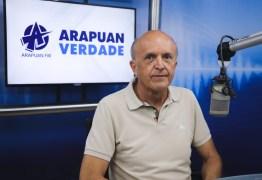 Geraldo Medeiros comemora decisão que derruba decreto de Romero: 'Quem ganhou foi a vida do campinense'