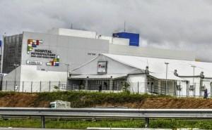 hospital solidario 300x185 - Secretaria de Saúde nega desativação de leitos do Hospital Solidário
