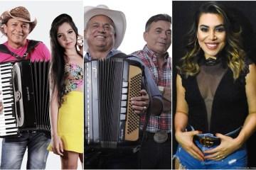 lives - Mastruz com Leite, Sirano & Sirino e Naiara Azevedo fazem lives nesta quinta; confira programação completa