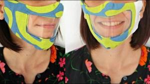 mascara inclusiva 300x169 - Assembleia aprova projeto que prevê máscaras inclusivas em estabelecimentos públicos e privados