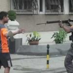 naom 5ed4ee69004ce - PM que apontou fuzil para manifestante no Rio será punido