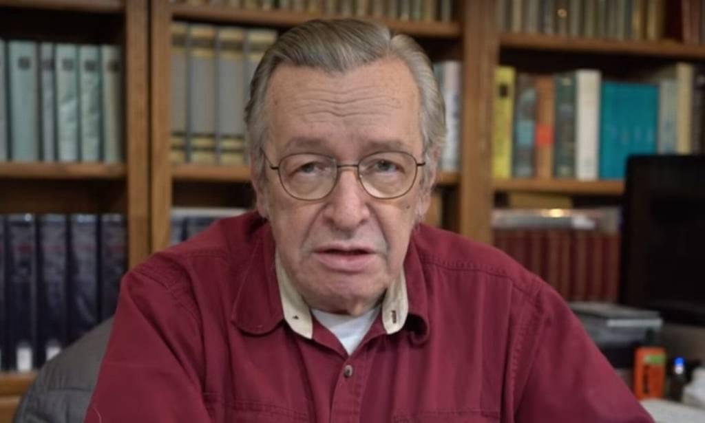 olavo de carvalho - Randolfe pede investigação da PGR sobre Olavo de Carvalho