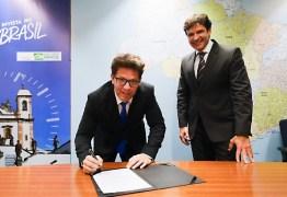 Mario Frias toma posse como secretário especial da Cultura