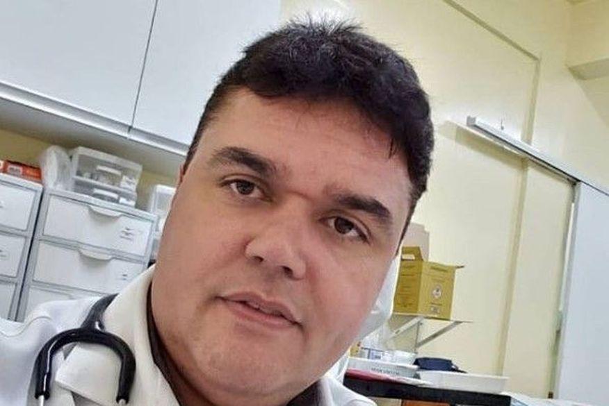 ricardo passos - Morre médico que atuava nas Unidades de Terapia Intensiva para tratamento do vírus na Paraíba