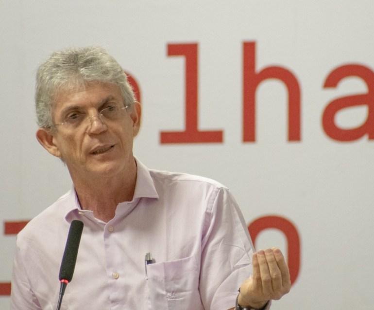 ricardocoutinho3 1 - R$ 20 MILHÕES: Justiça bloqueia contas de Ricardo Coutinho e mais oito investigados na Operação Calvário