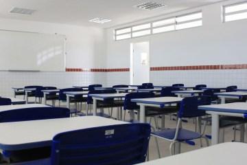 sala de aula vazia2 foto walla santos - Justiça autoriza retorno imediato de aulas presenciais em Niterói