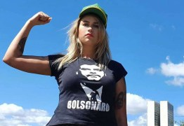 CONTINUA PRESA: Cármen Lúcia rejeita habeas corpus da extremista Sara Giromini