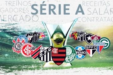 Confira balanço dos clubes da Série A durante a paralisação