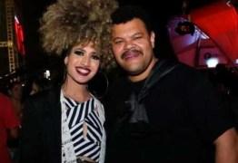 Namorada de Babu Santana fala sobre estado de saúde do ator