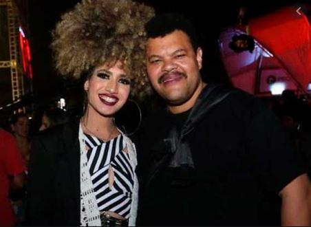 tati - Namorada de Babu Santana fala sobre estado de saúde do ator
