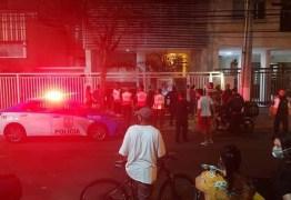 Casal morre após cair de prédio e polícia investiga como feminicídio