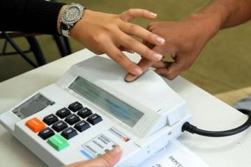 EVITAR AGLOMERAÇÃO: biometria é vetada pelo TSE nas eleições 2020