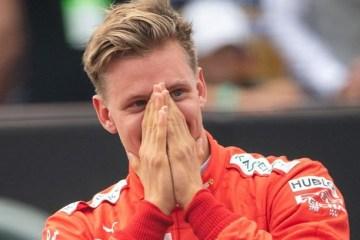 1y2tq35kt8wgtvtx6o8hio6tn - Filho de Schumacher perde pódio após extintor explodir no carro - VEJA VÍDEO