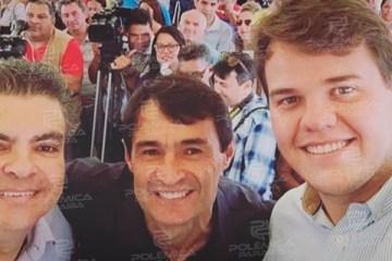 33bc63ed 26ee 49e0 afaa 134550756e37 - O ESCOLHIDO: Desde março Ronaldinho estaria tentando viabilizar a candidatura de Bruno