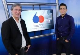 DE CARA NOVA E EM NOVO FORMATO: 60 minutos volta com Bruno Pereira e Joanildo Mendes na Arapuan FM