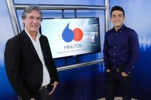 60 minutos 300x200 - DE CARA NOVA E EM NOVO FORMATO: 60 minutos volta com Bruno Pereira e Joanildo Mendes na Arapuan FM