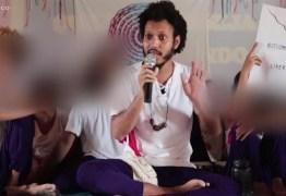 'Guru espiritual' vira réu após denúncias de crimes sexuais em reunião de seita