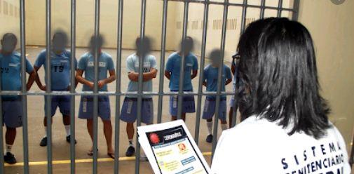 Capturar 62 - Abertas inscrições em seleção para equipe de profissionais do Sistema Prisional da Paraíba