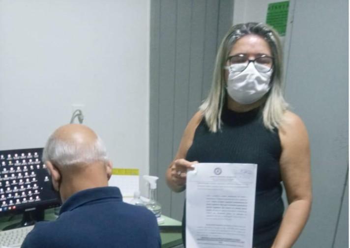 Capturaru 1 - BOMBA EM BAYEUX: Vereadora aponta irregularidades e pede afastamento da mesa da Câmara e Kita pode deixar o cargo de prefeito a qualquer momento