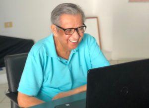 EDMILSON - Deputado Edmilson Soares retorna ao trabalho na ALPB 34 dias após cirurgia delicada