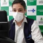 Filipe Reul - Secretário aponta estabilidade no número de casos da Covid-19 em Campina Grande