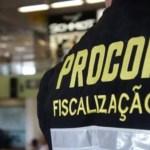 Fiscalização Procon - Procon-PB notifica oito lojas de materiais de construção em João Pessoa