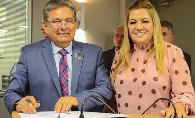 Galdino esposa - Nome de Eliane Galdino é consenso dentre lideranças estaduais para presidir o Avante na Paraíba