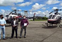 Operações policiais com uso de helicópteros serão intensificadas na Paraíba, diz secretário
