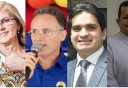 PESQUISA OPINIÃO: com 48,3% das intenções de voto, Vitor Hugo lidera disputa em Cabedelo