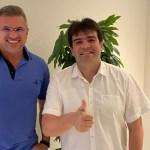 JULIAN LEMOS E EDUARDO CARNEIRO - Eduardo Carneiro e Julian Lemos selam aliança e PSL e PRTB marcham unidos disputa pela PMJP
