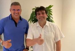 Eduardo Carneiro e Julian Lemos selam aliança e PSL e PRTB marcham unidos disputa pela PMJP