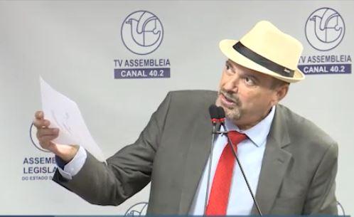 Jeová Campos foi um dos deputados que aprovaram proposituras que viraram Leis em tempos de pandemia - Jeová Campos se destaca na produção parlamentar como um dos deputados que mais aprovou leis relacionadas à Covid-19