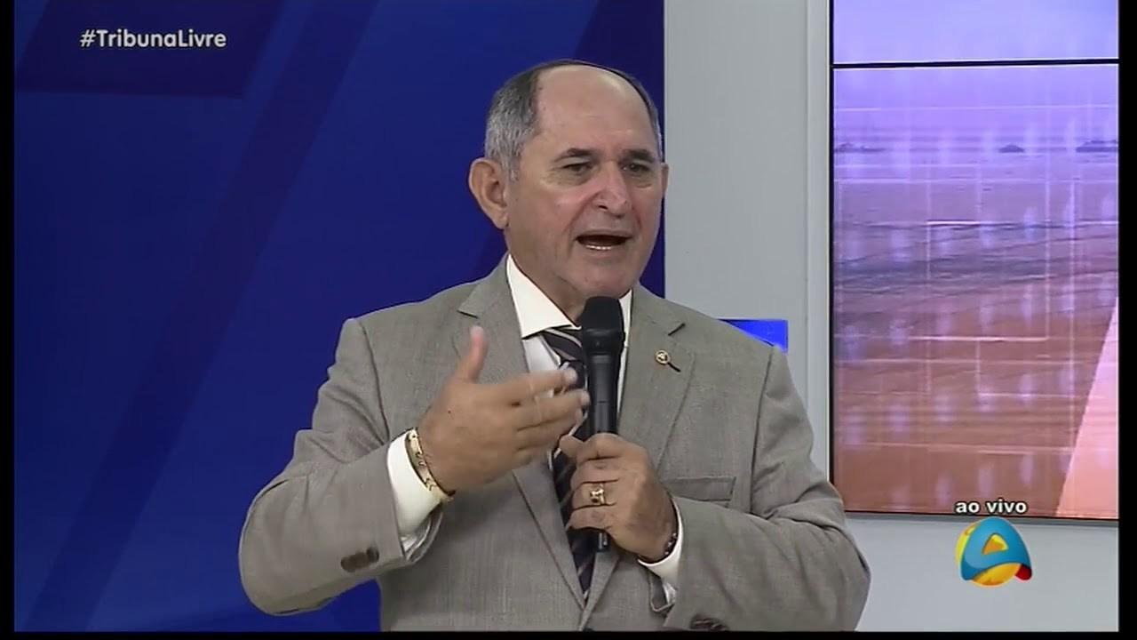 Promotor Francisco Sagres - 'PAVORISMO SOBRE A POPULAÇÃO': Francisco Sagres cobra reabertura do comércio na Paraíba