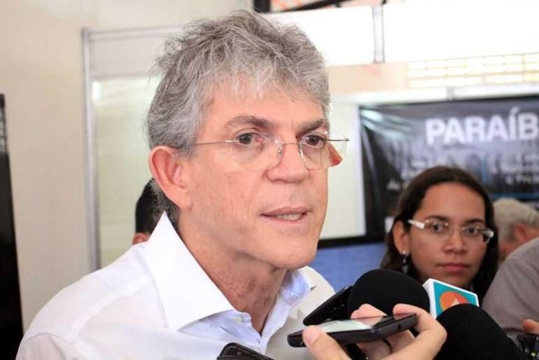 Ricardo Coutinho 2 - ELEIÇÕES 2020: Ricardo Coutinho lidera rejeição na pesquisa Consult/Arapuan para a PMJP; veja os números