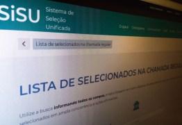 Sisu tem 814,47 mil candidatos inscritos