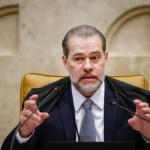 Toffoli 1 868x644 1 - Aras vai ao Supremo contra pensão e aposentadoria especial a ex-governadores
