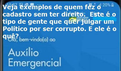 VERGO - BOMBA: Confira a lista com os nomes de secretários municipais da Paraíba que receberam o Auxílio Emergencial do Governo Federal - VEJA LISTA