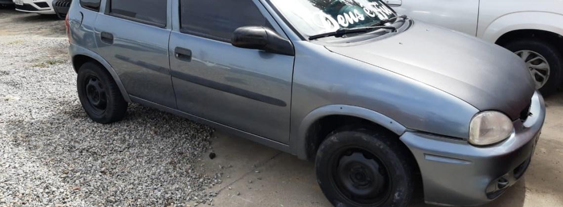 Veículo roubado em poder de adolescente é recuperado pela Polícia Civil em Campina Grande