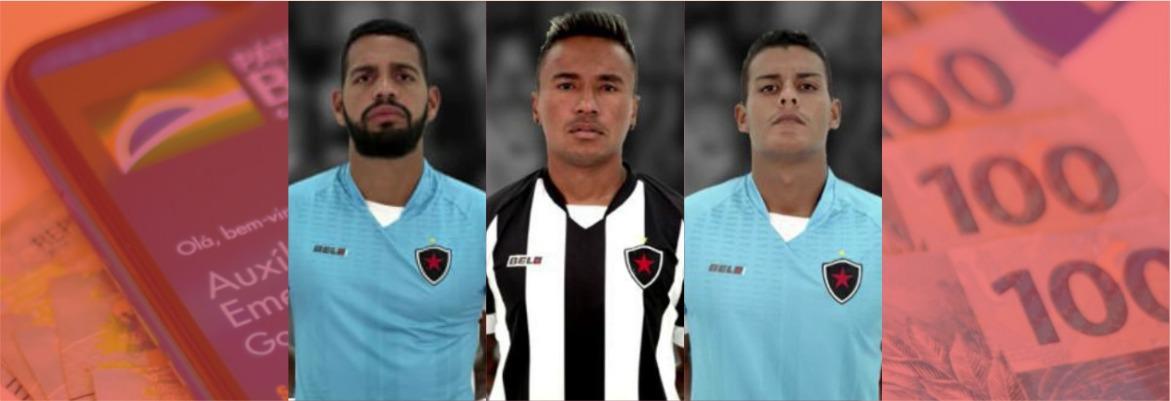 WhatsApp Image 2020 07 05 at 12.52.55 1 - DENÚNCIA DO ESPORTE ESPETACULAR: três jogadores do Botafogo-PB solicitaram auxílio emergencial indevidamente; VEJA VÍDEO