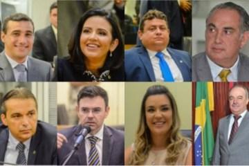 PESQUISA CONSULT / ARAPUAN: parlamentares são lembrados em lista de lideranças estaduais da Paraíba