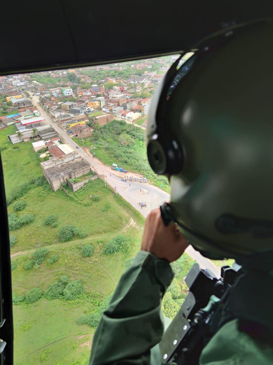 WhatsApp Image 2020 07 09 at 13.25.07 - Forças policiais paraibanas reforçam segurança na divisa entre Paraíba e Pernambuco
