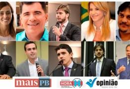 PESQUISA OPINIÃO: Bruno Cunha Lima e Inácio Falcão lideram disputa eleitoral em Campina Grande, aponta levantamento
